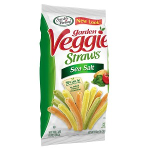 Snack Veggie Straws, Sea Salt