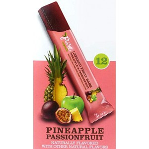 Barra de Fruta Pure Organic Piña-Maracuya