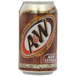 Cerveza de Raíz A&W Unidad