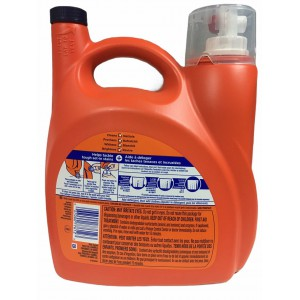 Detergente Líquido para Ropa Tide con Oxi