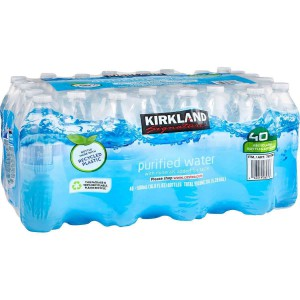 Purified Water Kirkland Signature