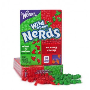 Nerds Cereza Melón