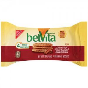 Galletas de desayuno Belvita Canela 25 Unid.