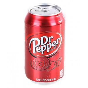 Bebida Dr. Pepper