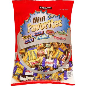 Mini Chocolates Favoritos Variedades Kirkland Signature