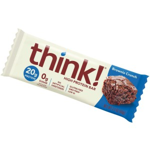 Barra de Proteínas Think! Brownie Crunch