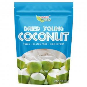 Coco deshidratado Paradise Green Dried