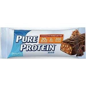 Barrita Proteínas Pure Protein Mantequilla de Maní y Chocolate