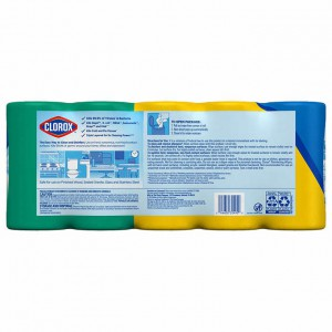Toallas Desinfectantes Clorox Caja 5 uni