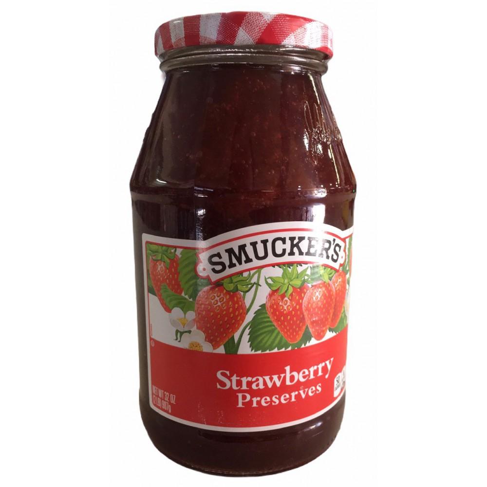 Mermelada Frutilla Smucker's