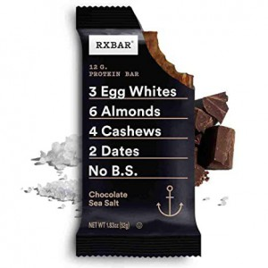 Barrita RXBAR Chocolate con Sal de Mar