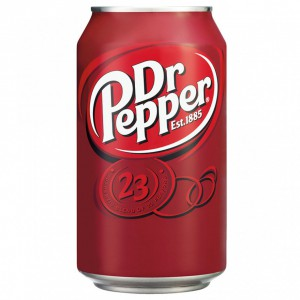 Bebidas Dr. Pepper