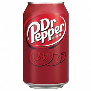 Pack de bebidas Dr. Pepper Sabor Original