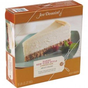 Cheesecake Estilo New York Jon Donaire