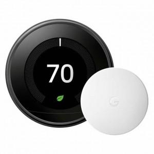 Termostato con Sensor de Temperatura Google Nest