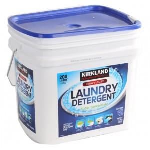 Detergente para lavandería Kirkland En Polvo