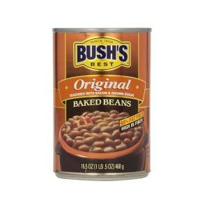 Porotos Horneados Bush's