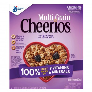 Cereal Cheerios Multi Grano