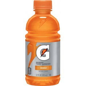 Bebida isotónica Gatorade Naranja