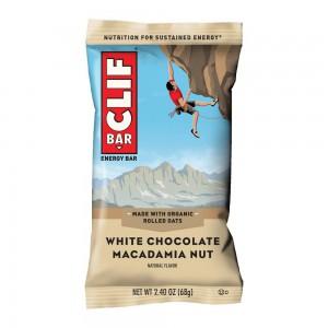 Barritas Avena Clif Bar Macadamia Nut