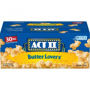 Cabritas de Mantequilla ACT II Butter Lovers