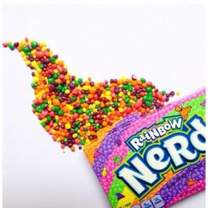 Caja de Nerds Rainbow