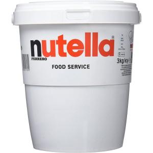 Crema Avellanas con Cacao Nutella en Balde