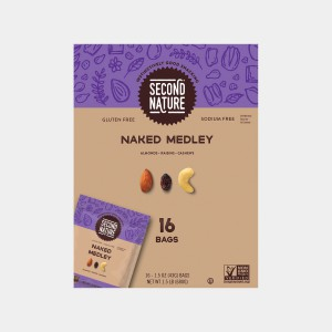 Mix de frutos secos Naked Medley