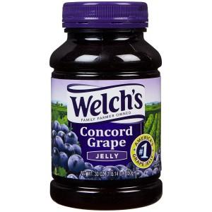 Mermelada Welch's Concord Grape