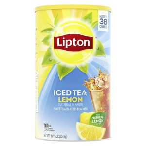 Lipton Lemon Iced Tea with Sugar Mix 2,54kg