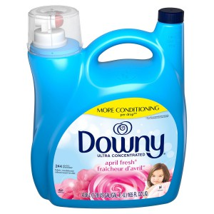 Suavizante Downy Ultra Concentrado con Aroma April Fresh