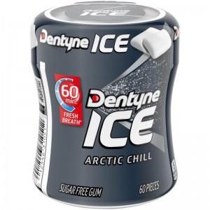 Frasco de chicles Dentyne Ice Arctic Chill