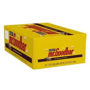 Pack de Chocolates con Maní Mr. Goodbar