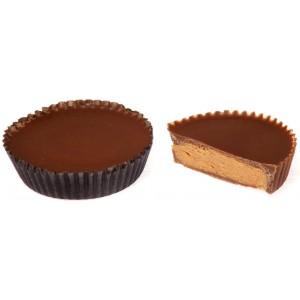 Chocolates con Mantequilla de Maní Reese's