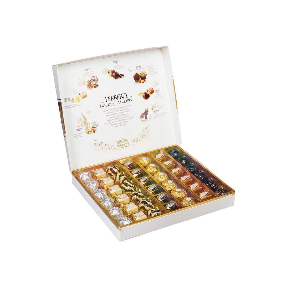 Caja de Bombones Ferrero Golden Gallery