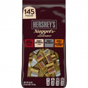 Chocolates Hershey's Nuggets