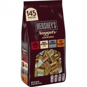 Chocolates Hershey's Nuggets