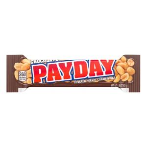 Barras de Chocolate con Maní PayDay Caja 24 uni