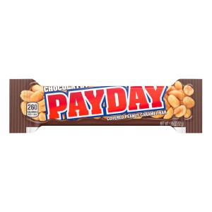 Barras de Chocolate con Maní PayDay