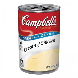 Crema Pollo Campbell's
