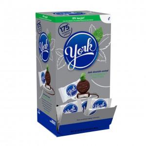 Chocolate Relleno de Menta York Caja 175 uni