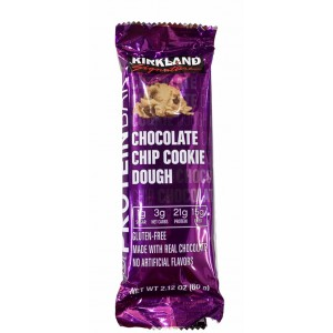 Protein Bar sabor Chocolate Chip Cookie Kirkland Signature