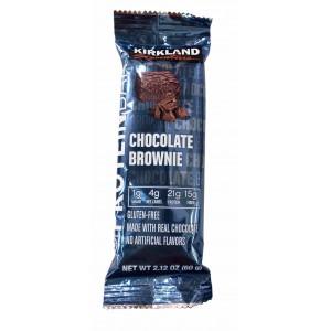 Barrita Proteínas Brownie Chocolate Kirkland