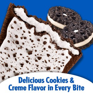 Pop Tarts Frosted Sabor Cookies & Creme
