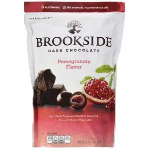 Granadas Bañadas en Chocolate Negro Brookside