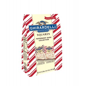 Chocolate Ghirardelli con Cobertura de Menta