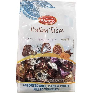 Trufas Italianas con Chocolate Witors