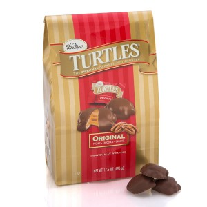 Chocolates con Nueces Pecanas y Caramelo Demet's Original Turtles
