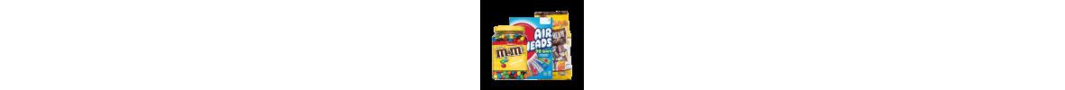 Dulces y snacks de USA